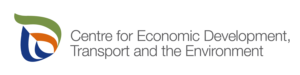 Centre for Economic Development, Transport and the Environment -logotype.