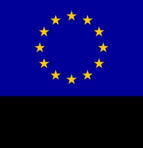 Euroopan unioni, Euroopan sosiaalirahasto, logo.